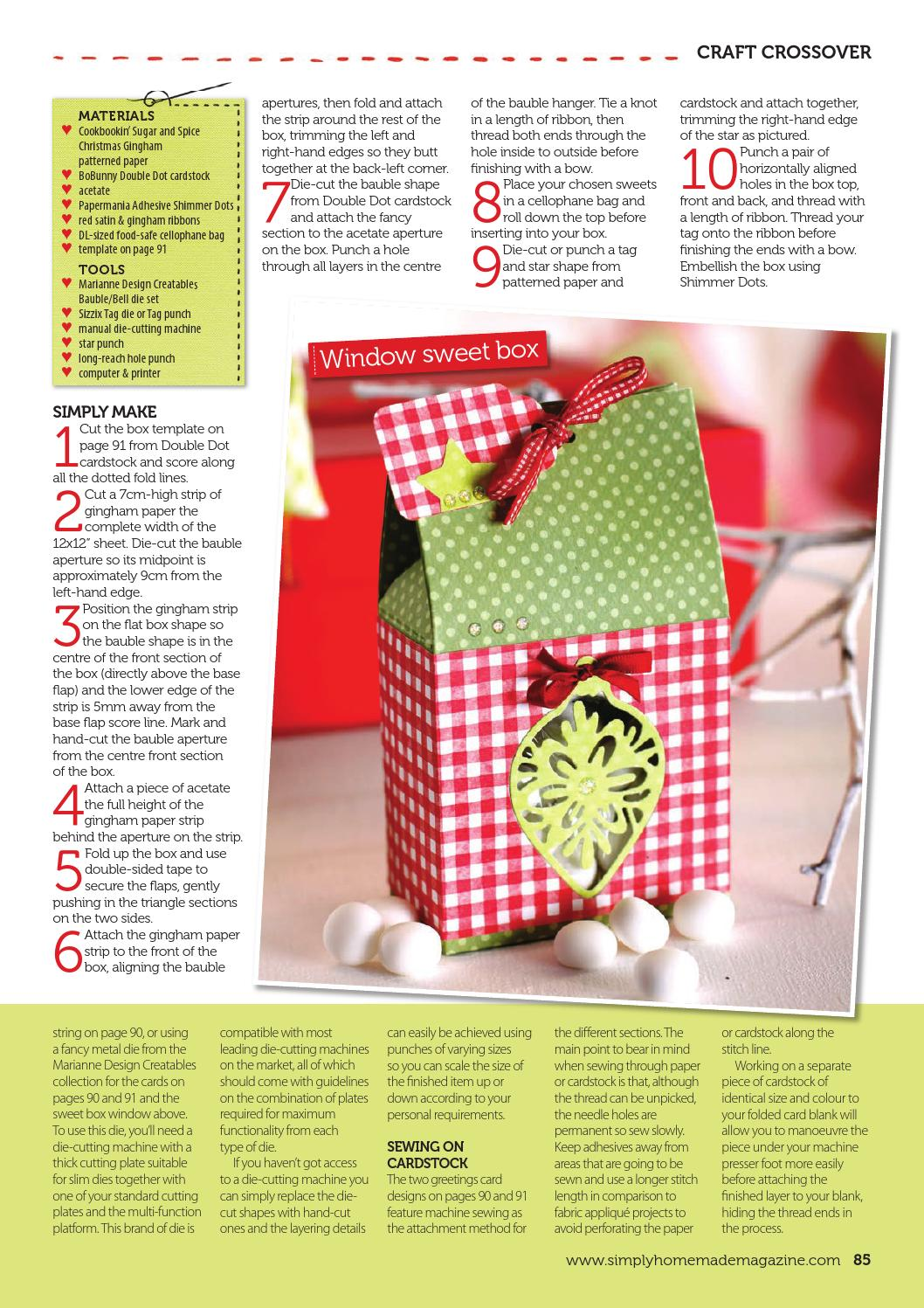 Simply Homemade 21 Sampler by Practical Publishing - issuu