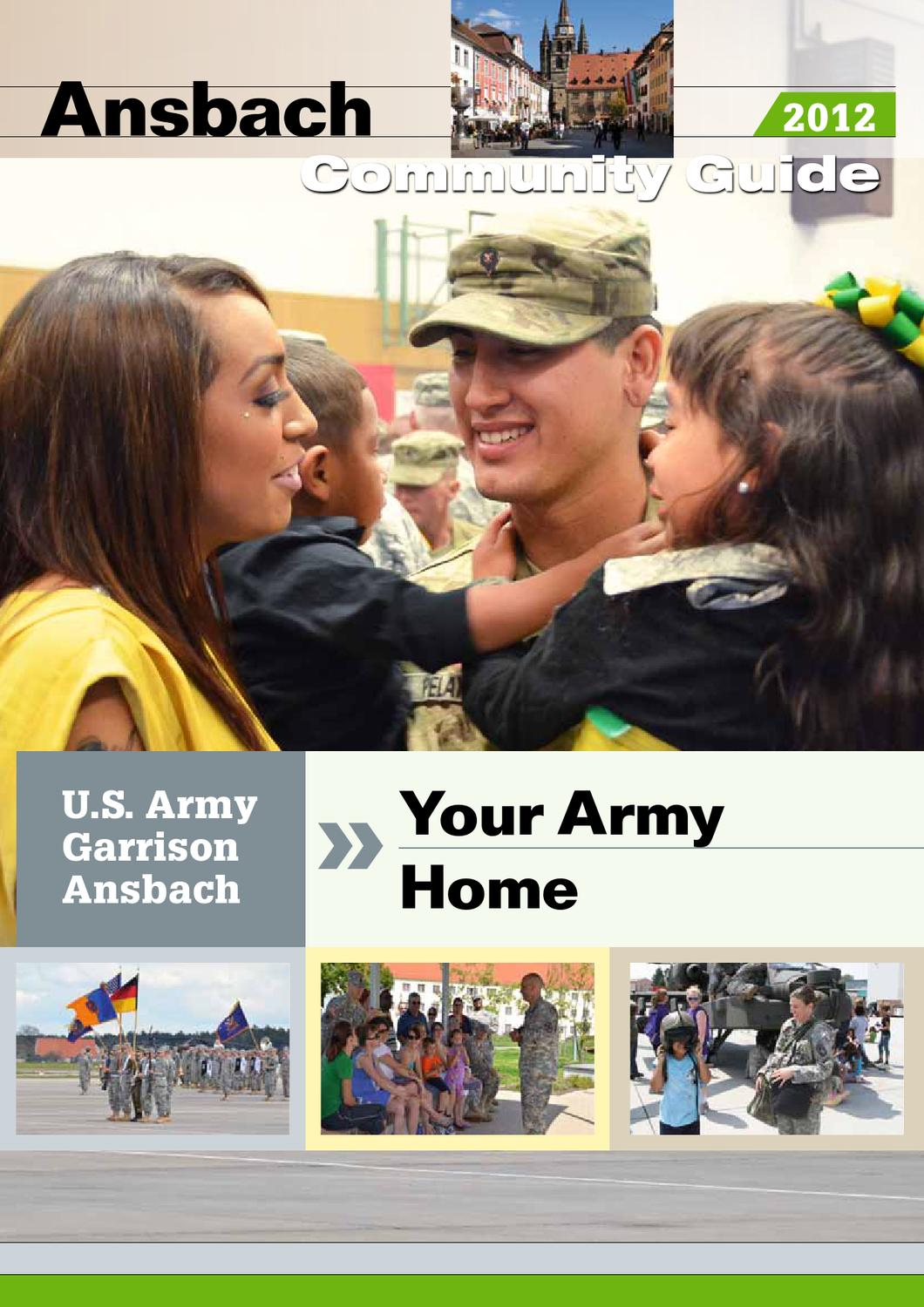 USAG Ansbach Community Guide 20 by Laura Jarvis   issuu