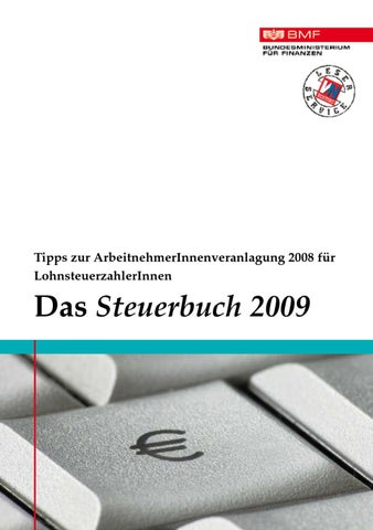 Steuerbuch2009 By Russmedia Digital Gmbh Issuu