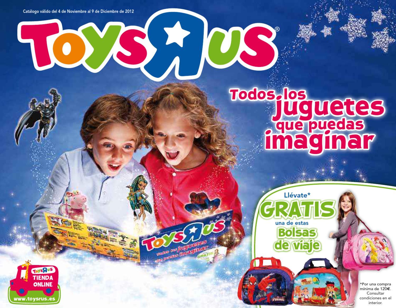 Catalogo Juguetes Toysrus Navidad 2012 By Blanca Espada Issuu