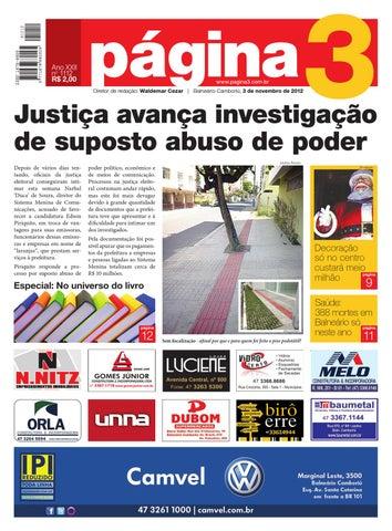 22a67d05ee Jornal Página3 - edição 1112 by Jornal Página3 - issuu