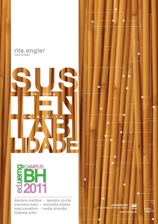 5f898d223b ED.UEMG - Relatório de Sustentabilidade 2011 by Marcello - issuu