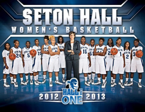 Seton Hall Girls Basketball