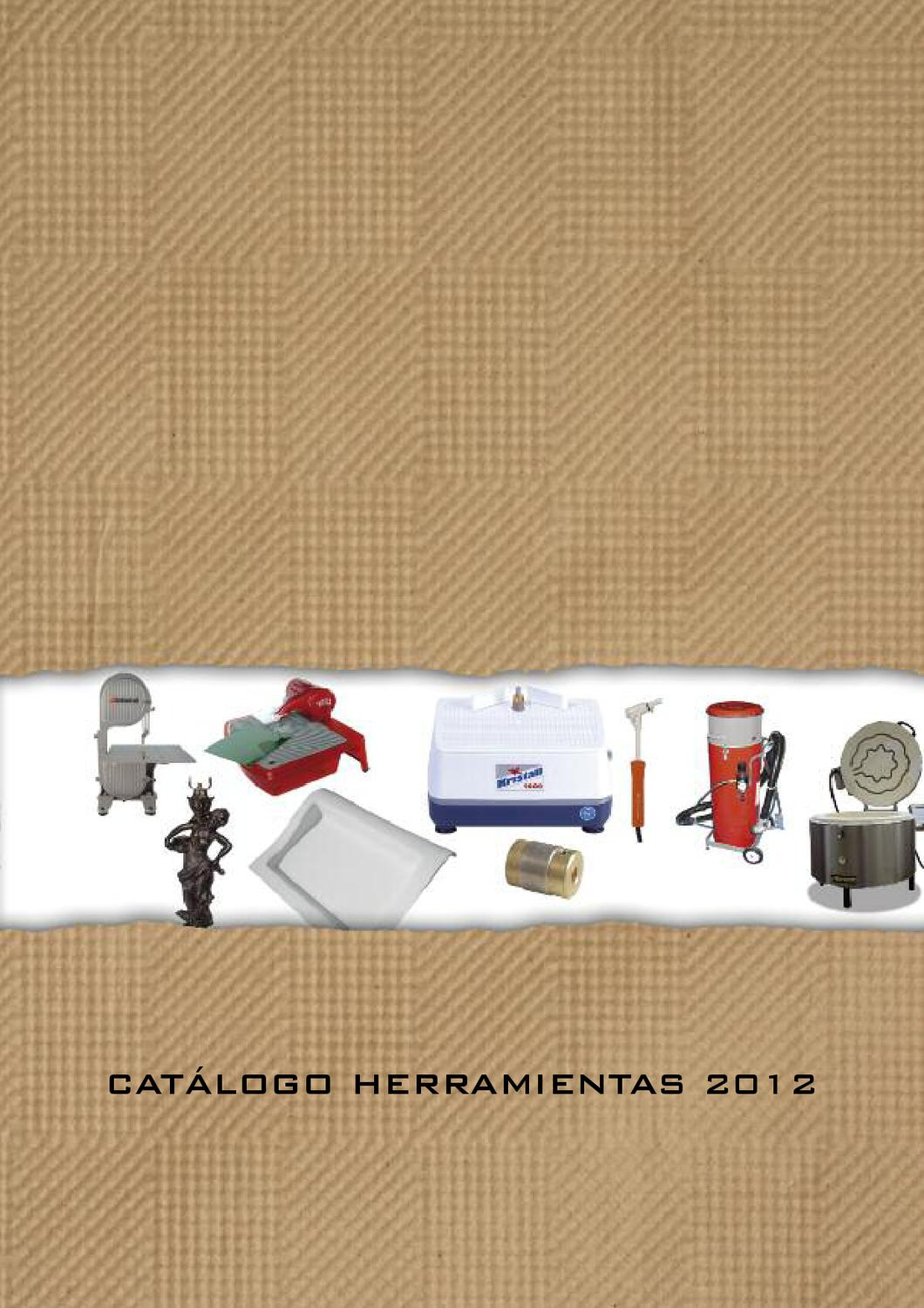 Catalogo herrramientas 2012 web by Francisco López - issuu