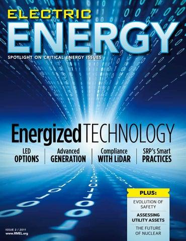 RMEL Electric Energy Issue 2 2011 by Hungry Eye Media - issuu