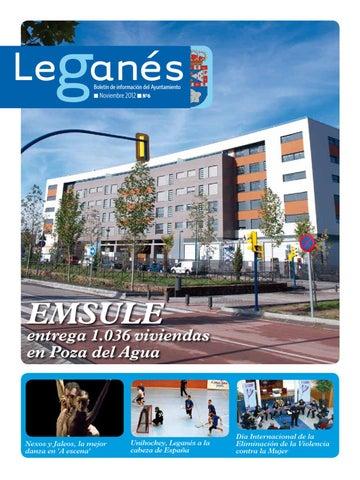 boletín de información municipal de leganés - número 16legacom