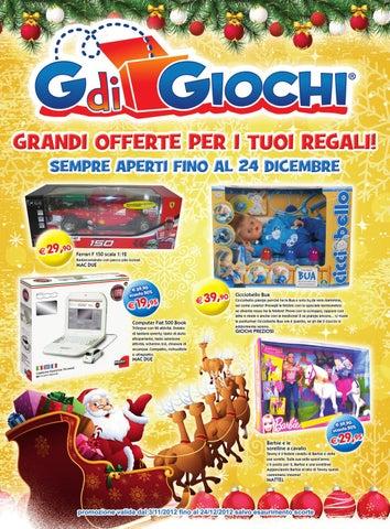 GdiGiochi - Grandi Offerte Per I Tuoi Regali by G di Giochi ... 745607f736f