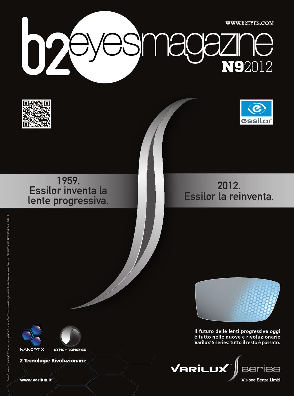 a25de93a66 B2eyes magazine 09-2012 by B2Vision S.p.A. - issuu