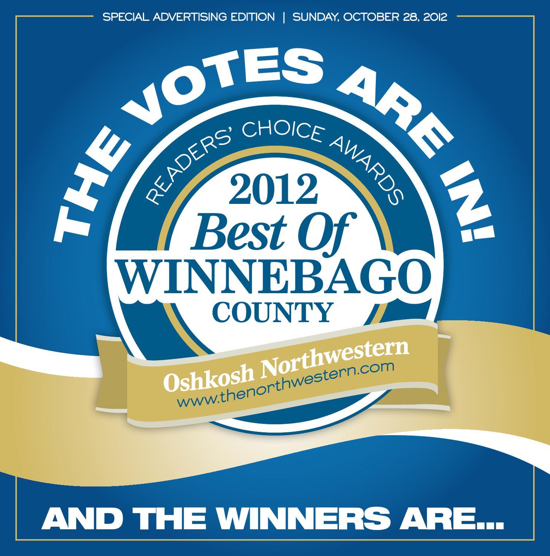 Oshkosh Best of Winnebago County 2012 by Gannett Wisconsin Media - issuu