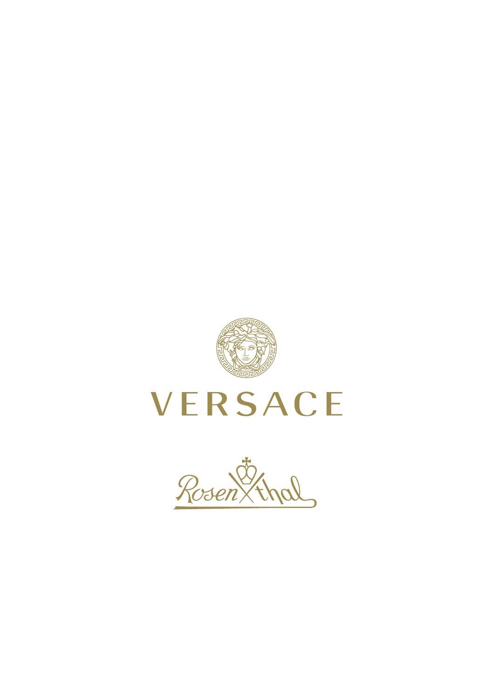 Espressotasse  2.tlg  Flower Fantasy de Versace Rosenthal