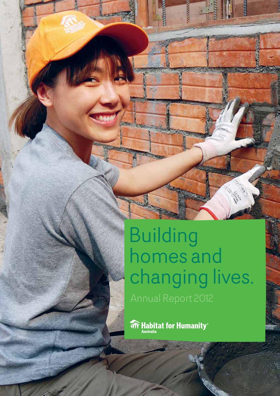 Donate - Habitat for Humanity Australia