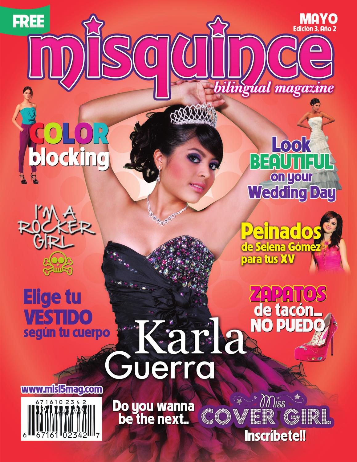 Mis Quince Magazine May 2012 by Mis Quince Magazine - issuu