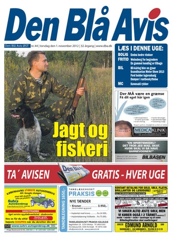 Den Blå Avis - ØST - 44-2012 by Grafik DBA - issuu