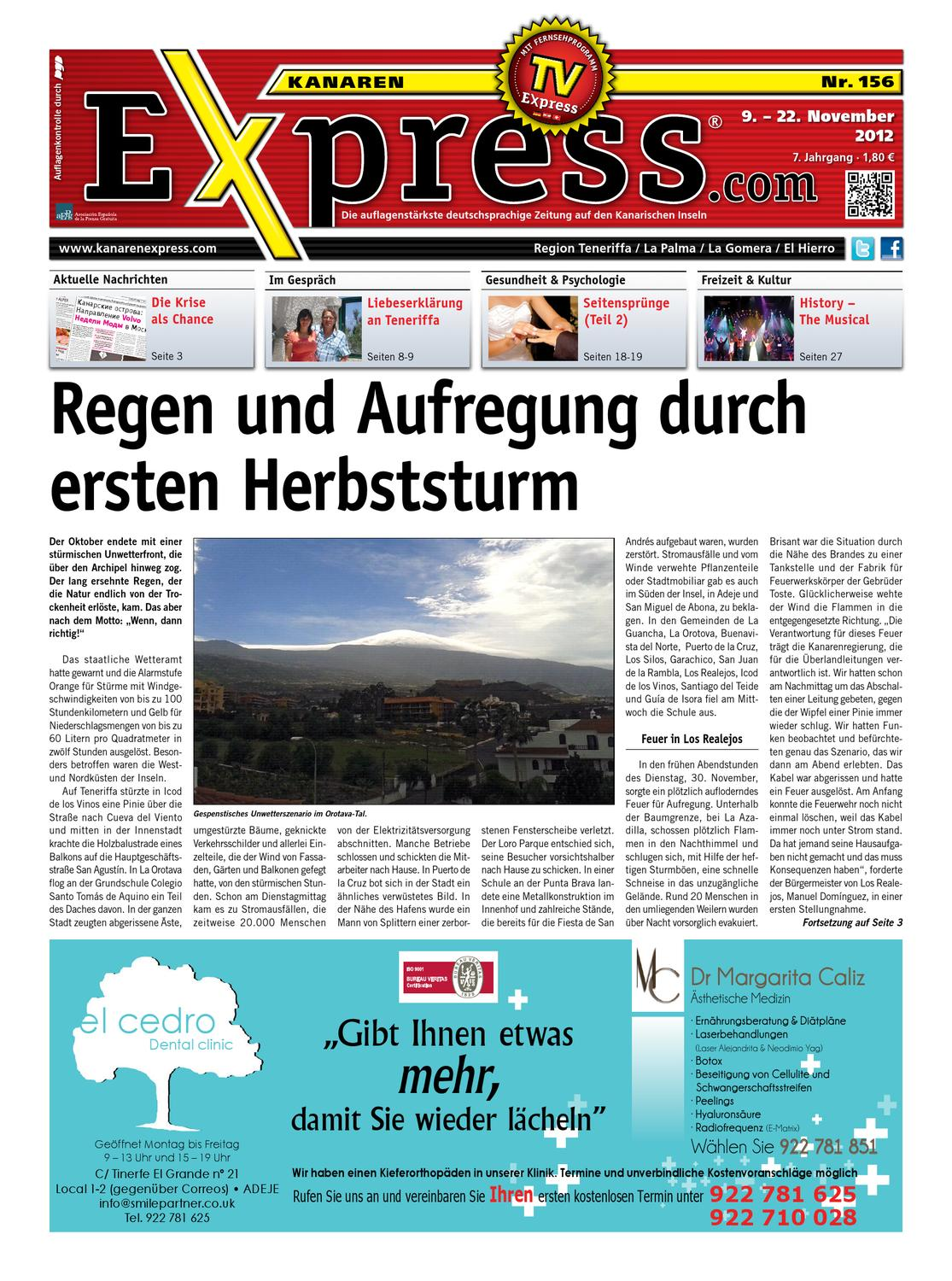 Kanaren Express 156 by Island Connections Media Group - issuu