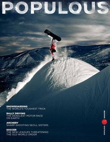 POPULOUS - Issue 7 by Alma Media International - issuu
