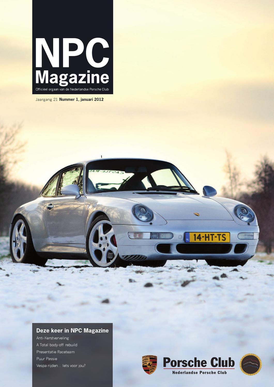 Npc Magazine 01 2012 By Henk Schouten Issuu