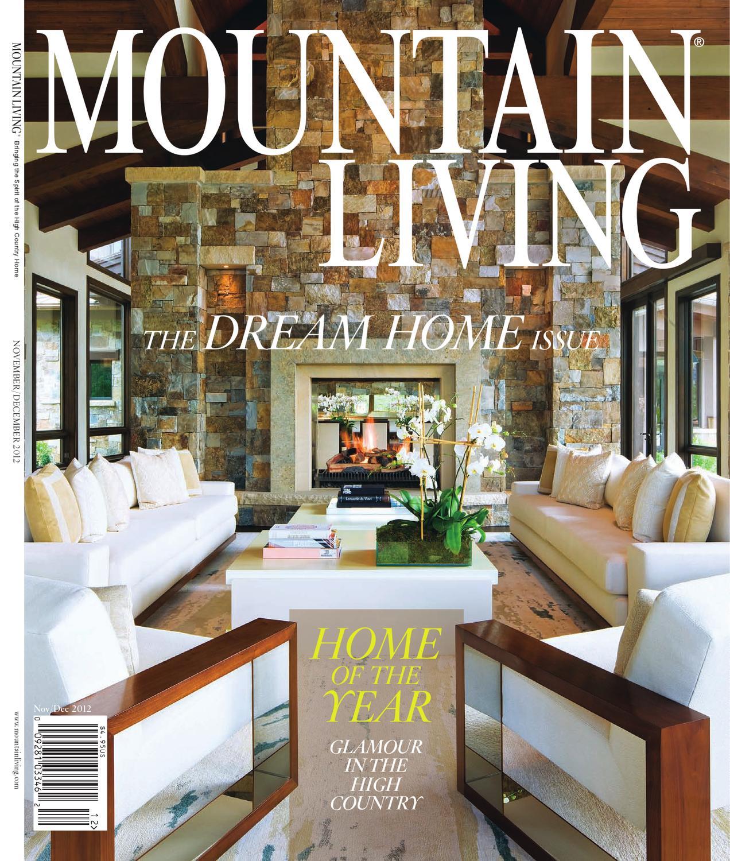 Mountain Living Magazine NovDec 2012 by Network