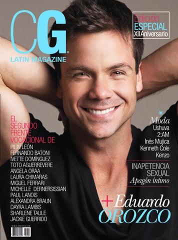 CG 75 by CG Latin Magazine - issuu 0620f012416