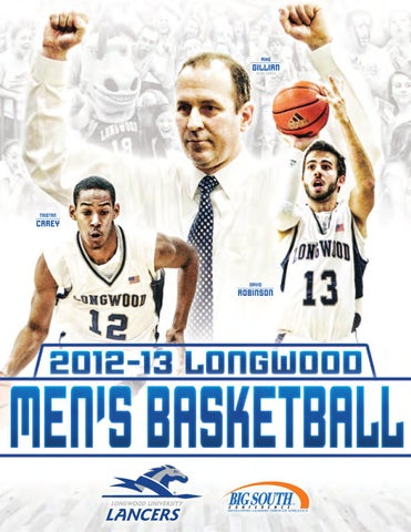 Longwood Basketball Guide by Greg Prouty - issuu 044f51bae