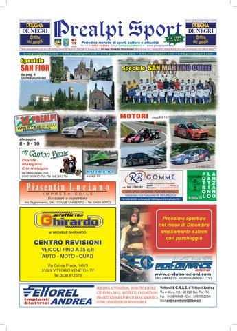 c2bcdaed7eb27 Prealpi Sport novembre 2012 by Prealpi Sport - issuu