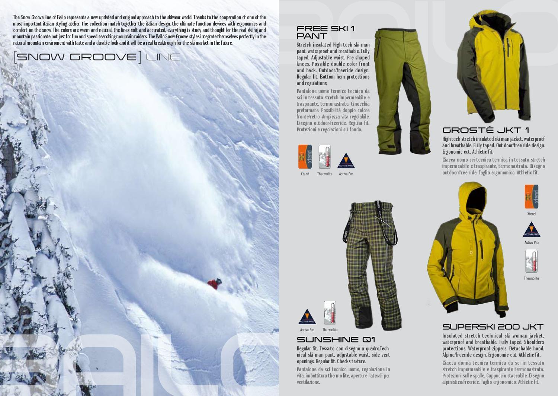 huge discount 4467b 69edd Bailo - Catalog Fall Winter 2012-2013 by MountainBlogIT - issuu