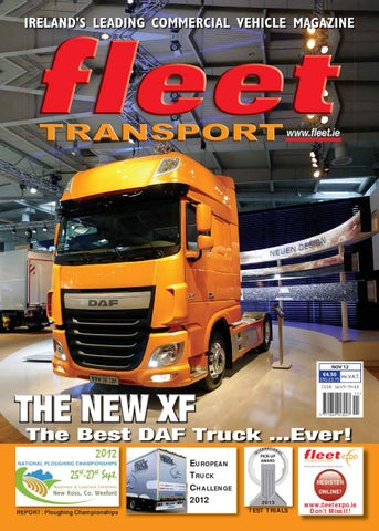 4a0291bb1d Fleet Transport Magazine November 2012 by Orla Sweeney - issuu