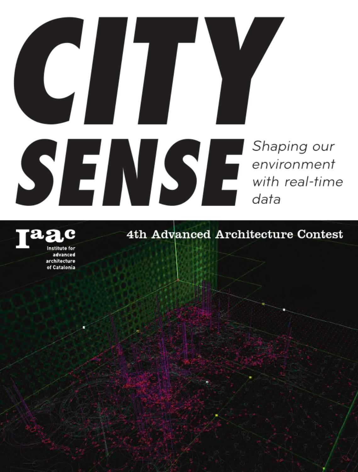 City Sense Shaping Our Environment With Real Time Data By Actar Solutions Isolated Power Supply Virtual Remote Publishers Issuu