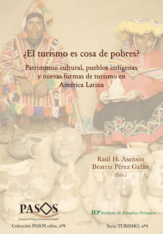 ¿El turismo es cosa de pobres  by PASOS Revista de Turismo y Patrimonio  Cultural - issuu d3d2266eae4
