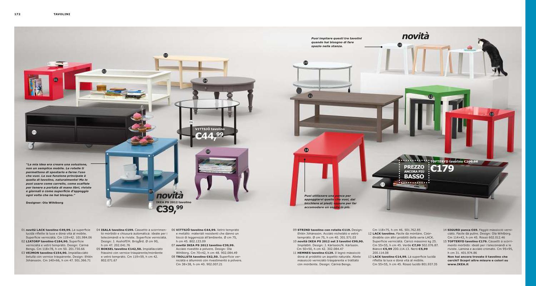 Lack Tavolino Con Rotelle Ikea.Ikea Catalogo By Nicola Culatello Issuu