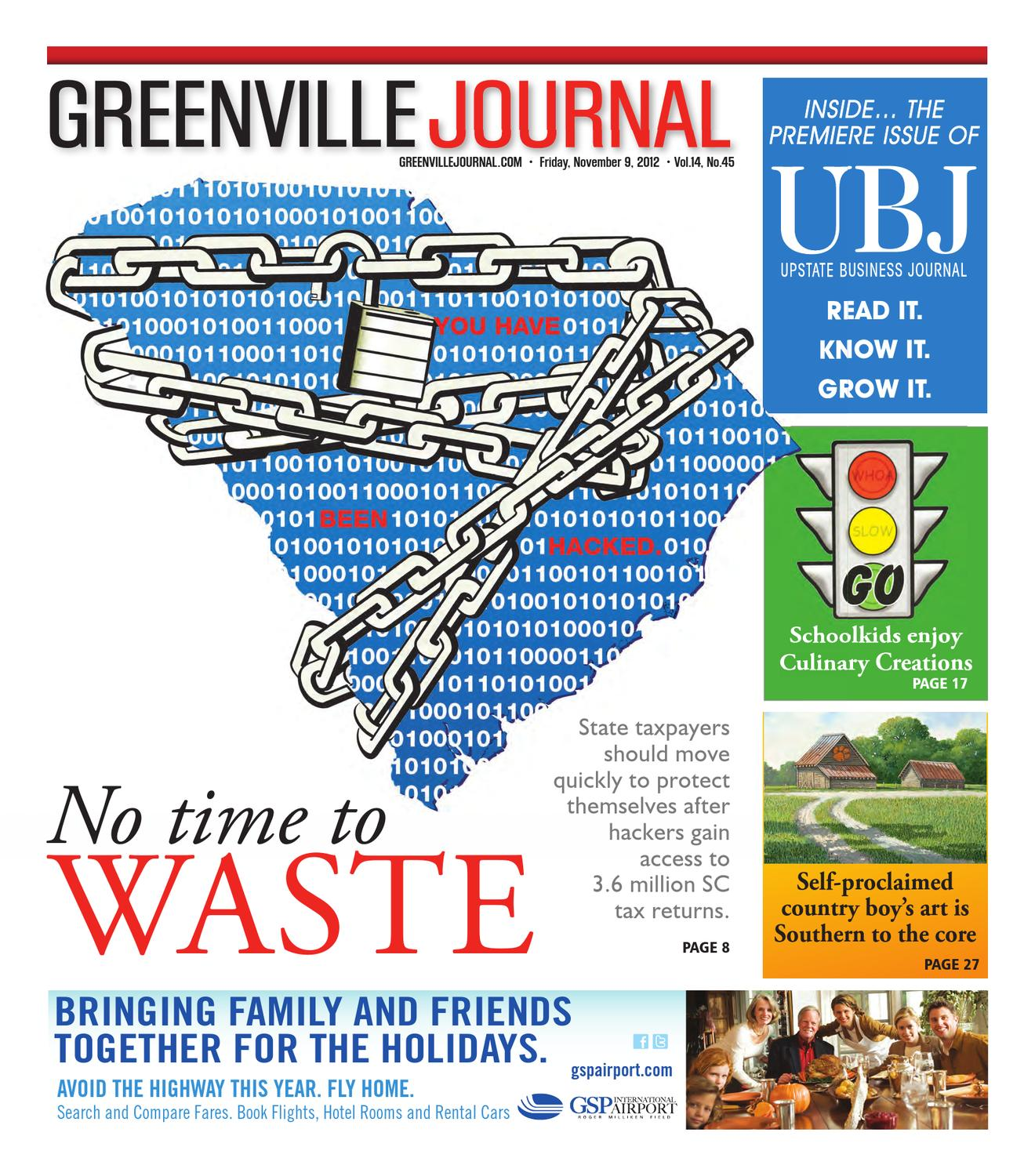 Nov  9, 2012 Greenville Journal by Community Journals - issuu