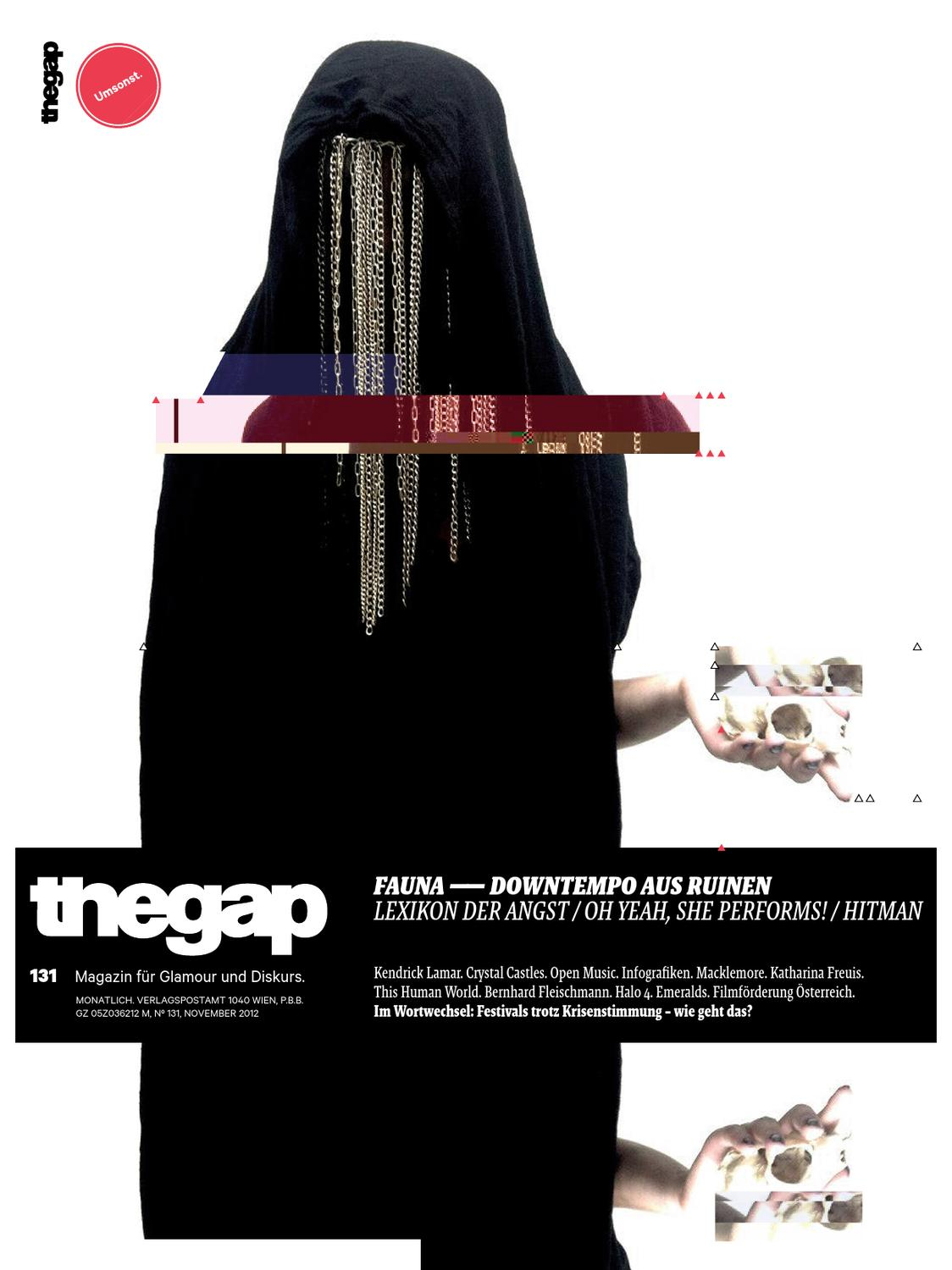 The Gap 131 by Monopol Medien GmbH - issuu