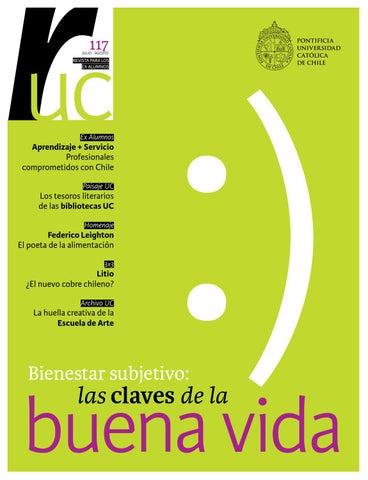 Revista Universitaria Nº 117 by Publicaciones UC - issuu