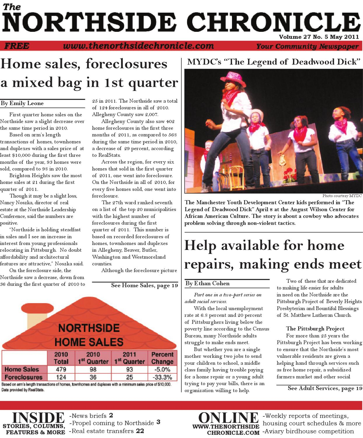 2011 May by The Northside Chronicle - issuu