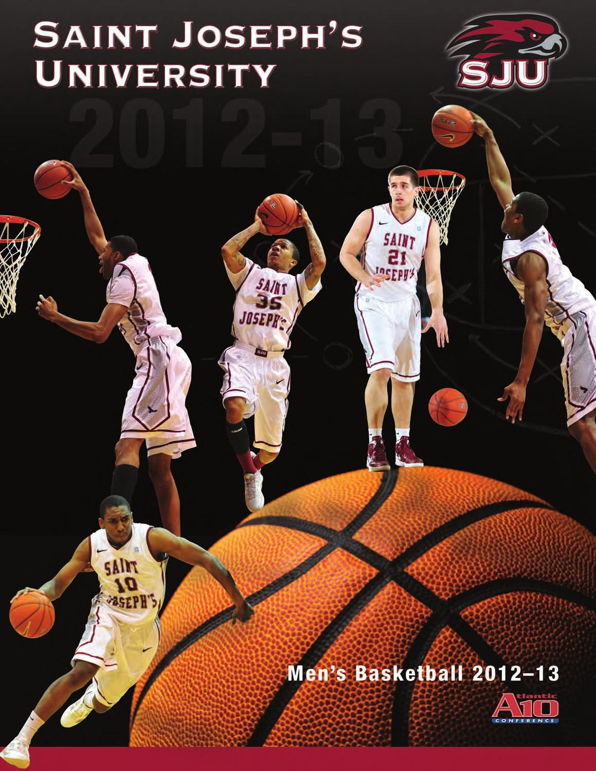 c3f45f7e8a9 2012-13 Saint Joseph s University Men s Basketball Media Guide by Saint  Joseph s Athletics - issuu