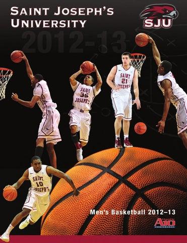 aa130206dee904 ... Saint Joseph s Basketball ..............................6‐9 Hagan Arena  ..................................................10 Ramsay Basketball ...