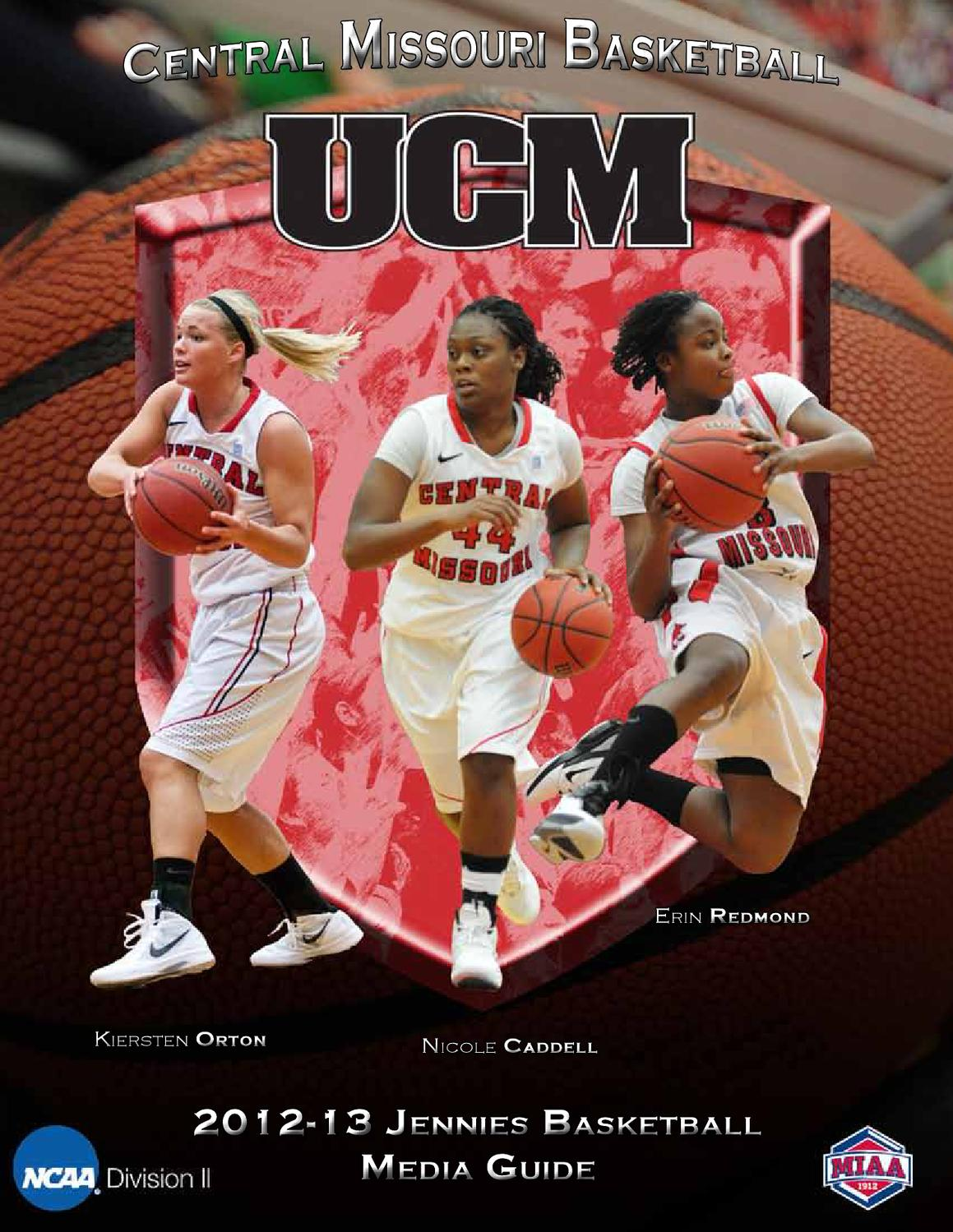 2012-13 Central Missouri Jennies Basketball Media Guide by ...