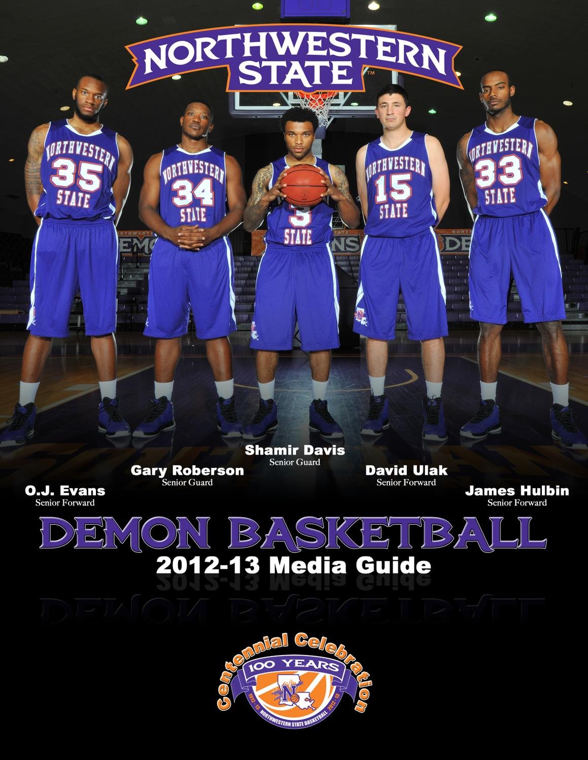 2016-17 Northwestern State Women's Basketball Media Guide by Northwestern  State Sports Information - issuu