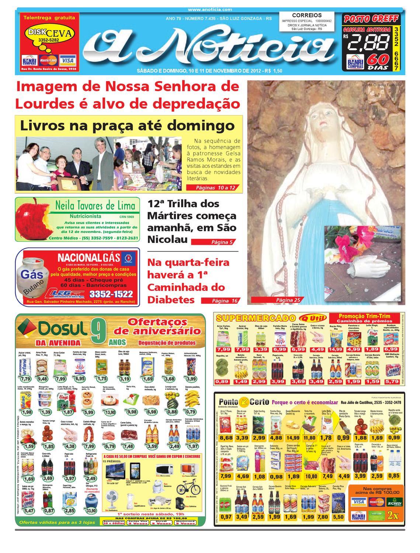 c76cd2434e7c4 Edição de 10 e 11 de novembro de 2012 by Jornal A Notícia - issuu