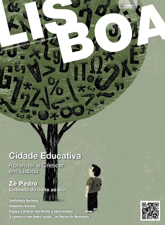 4c8b8d5f800 Revista Lisboa nº 3 by Câmara Municipal de Lisboa - issuu