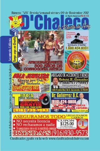 D Chaleco edición 528 by D Chaleco Magazine - issuu 08021e28f00c