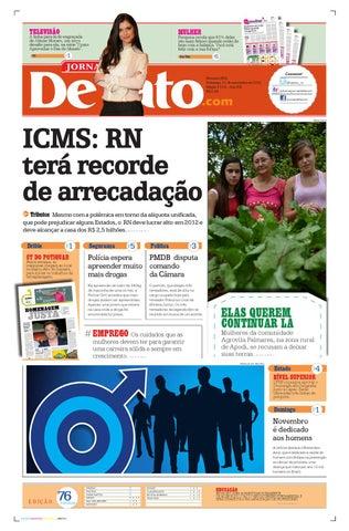 79afcb5e7350f Jornal de Fato by Jornal de Fato - issuu