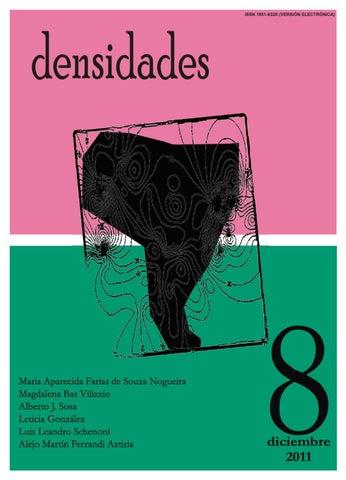 Densidades N8 By Revista Densidades Issuu