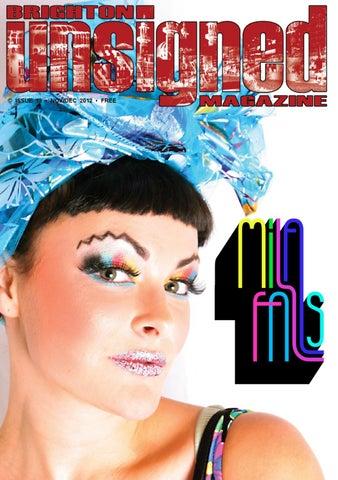 44378dcd5b Brighton Unsigned Magazine - Nov Dec 12 - Issue 13