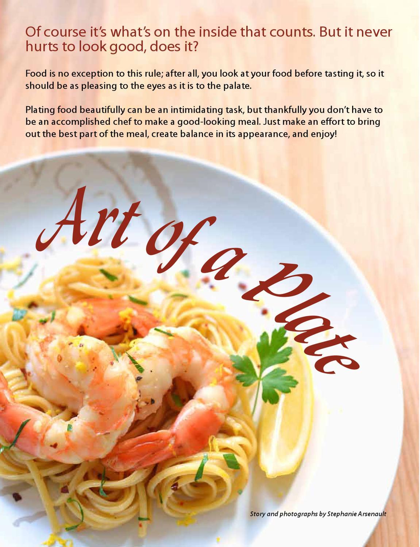 Culinaire #6 (November 2012)