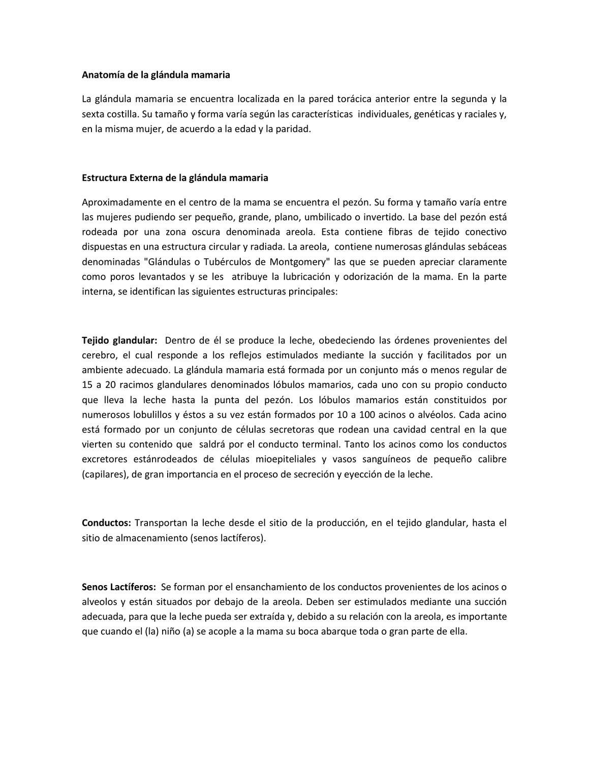 Famoso Anatomía De La Areola Galería - Imágenes de Anatomía Humana ...