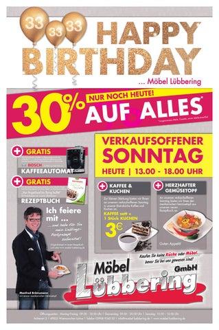 Moebel Luebbering sonz 11 11 2012 by sonntagszeitung issuu