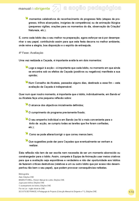 Manual do Dirigente by Corpo Nacional de Escutas - Issuu