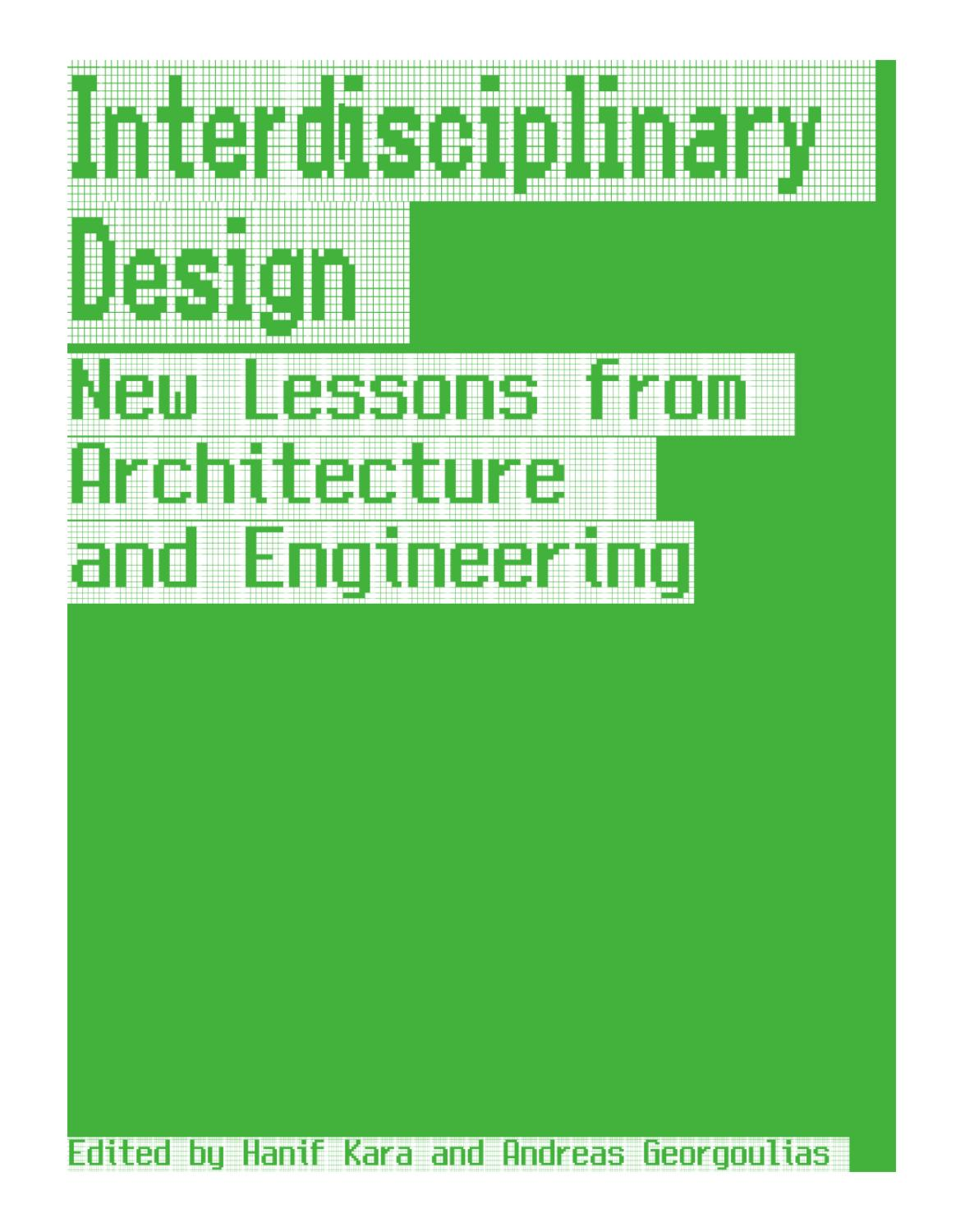 Interdisciplinary Design By Actar Publishers Issuu Piping Layout Engineer Jobs In Singapore