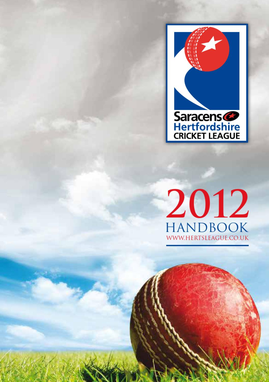 Herts League Handbook 2012 by Michael Wood - issuu