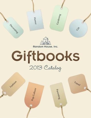 Random House Giftbooks Catalog 2013 By Penguin Random House Issuu
